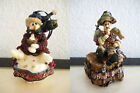 Boyds Bears and Friends: The Folkstone Collection (Lot of 2 Ornaments)