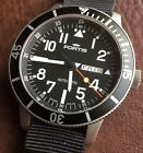 Fortis B-42 Official Cosmonauts Roscosmos Men's Watch Swiss Automatic