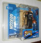 Mcfarlane NBA Series 8 Allen Iverson 76ers black variant figure NEW