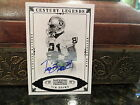 National Treasures Auto Century Legends Autograph Raiders Tim Brown 02 10 2012