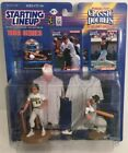 1998 Kenner Starting Lineup Classic Doubles Jose Canseco Mark McGwire A's