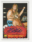2012 Topps WWE Heritage Wrestling Cards 21