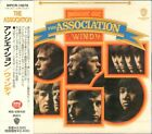 THE ASSOCIATION â—� Insight Out ~ 1999 Japan issue ~ SEALED! Windy + bonus tracks!
