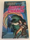 Agent of Change by Steve Miller  Sharon Lee Vintage Sci Fi First Edition 1988