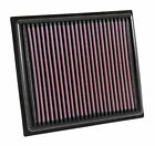 K&N Drop In Air Filter Fits 2014-18 Jeep Renegade Compass Fiat 500X ProMaster
