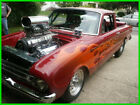 1961 Ford Ranchero Pro Street with 871 Supercharger 14mm Drive 415ci SBC 750 HP 1961 Ford Ranchero Blown Pro Street 415 CI SBC JW T400 Automatic 500 Eng Mi