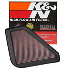K&N Drop In Air Filter 2007-17 Fits GMC Acadia Buick Enclave Chevy Traverse 3.6L