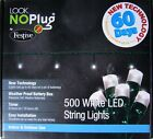 500 LED fairy lightsindoor outdoor timer battery operated Christmas