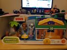 Fisher Price Little People Nativity Set on the Go 2015 Figures New Baby Jesus