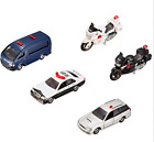 NEW TAKARA TOMY TOMICA Emergency POLICE CAR SET from Japan F S