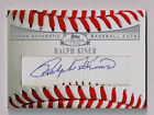 Ralph Kiner 2006 Topps Sterling Cuts Autograph Ball Auto Card Rare Pirates HOF!