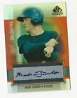 Mark Trumbo 2004 Upper Deck SP Top Prospects Autograph Auto Rookie Card Gold 10