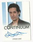 2014 Rittenhouse Continuum Seasons 1 and 2 Autographs Guide 33