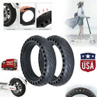 For Xiaomi Mijia M365 Electric Scooter 85 Hollow Tire Wheels Solid Tires Accs