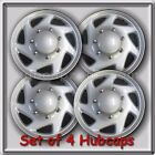 16 2004 2016 Ford Club Wagon Van E 150 Hubcaps Econoline Wheel Covers Set 4