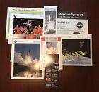 STS 105 SPACE SHUTTLE DISCOVERY NASA MISSION PORTFOLIO SHUTTLE  CREW PIC+ MORE