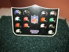 Starting Lineup 1989 Helmet Collection (AFC Offensive Helmets) opened on card