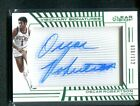 Oscar Robertson Cards and Autographed Memorabilia Guide 19