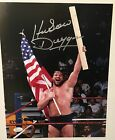 2017 Leaf Wrestling Autographed Photograph Edition 9