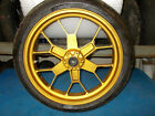 APRILIA RSV1000R FACTORY RSV1000 2004 - 2010 FORGED FRONT WHEEL GOLD