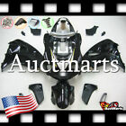 For Suzuki TL1000R 1998-2003 Fairing Bodywork ABS Plastic Kit Black 2n8 XE