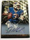 EJ Manuel Signs Exclusive Autographed Memorabilia Deal with Panini Authentic 20