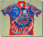 Vintage 2003 Magical Mystery Tour Revi Wear Cycling Jersey MS Benefit Logos Ex