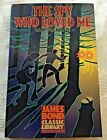 James Bond Classic Library HCDJ 1st Ed MJF The Spy Who Loved Me 1990 Ian Fleming