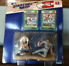 NIP 1989 Starting Lineup Jose Canseco  Alan Trammell Sports Action Figures Cards