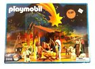 Playmobil 3996 Nativity Scene Christmas Set Kids Toy Rare Retired Set Complete