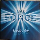 THE FORCE - breakin free 1996 UK fantastic hard rock melodic metal indie