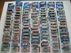 Lot 1 of 100 New Hot Wheels on Cards Aston Martin Leap Year Chevelles 1st Eds