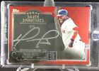 DAVID ORTIZ 2016 Topps Five Star Silver Signatures On-Card Auto True 1 1 Red Sox