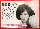 The Women Of The Avengers - FENELLA FIELDING - VARIANT #3 - Autograph Card WAFF