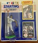 1990 ext Rookie KEN GRIFFEY JR Seattle Mariners #24 Starting Lineup + 1989 card