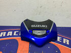 Suzuki Center Upper Fairing Panel Blue Katana 600 750 GSX600F GSX750F 1998-2006