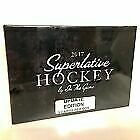 2017 Leaf Superlative Hockey Update Edition Hobby Box