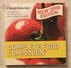 B0012WYT20 Brand New 2008 Edition Weight Watchers Complete Food Companion
