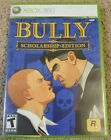 Bully Scholarship Edition Xbox 360 Complete, Map/poster cib Included! Tested