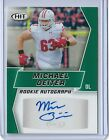 2019 Sage Autographed Football Cards - Checklist Added 8