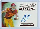 2019 Sage Autographed Football Cards - Checklist Added 10