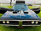 1971 Dodge Charger BLACK 1971 DODGE CHARGER W 440