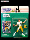 Brett Favre 1996 Edition Kenner Starting Lineup Action Figure w/Card Packers HOF