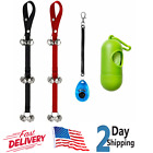 Set of 2 Dog Doorbells for Dog Training and Housebreaking Your Doggy