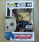 Funko Pop! Star Wars Smuggler's Bounty Exclusive 69 Blue Snaggletooth