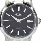 Rotary 21 Jewels Automatic Black Dial GB02810 Men's Watch From Japan [b0423]