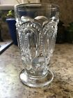 Vintage LE Smith Moon And Stars Clear Ice Teas 10oz Hard To Find
