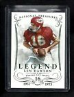 Top 10 Len Dawson Football Cards 12
