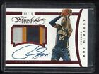Roy Hibbert 14-15 Flawless MOMENTOUS RUBY Patch Auto # 15 Indiana Pacers Nuggets