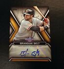 Brandon Belt 2016 Topps Opening Day Autograph Auto Signed Card !GIANTS!